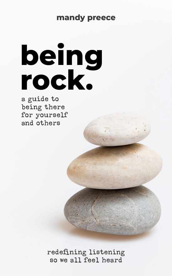 Being Rock - The Book